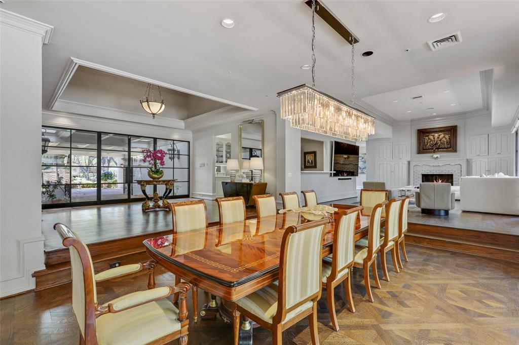 Dallas Luxury Real Estate   6606 Briar Cove Drive Dallas, Texas 75254 6
