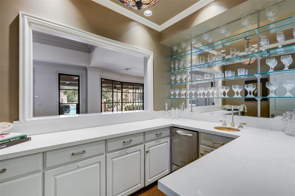 Dallas Luxury Real Estate   6606 Briar Cove Drive Dallas, Texas 75254 9
