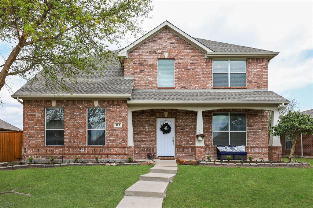 Pending | 113 Cliffbrook Drive Wylie, Texas 75098 0