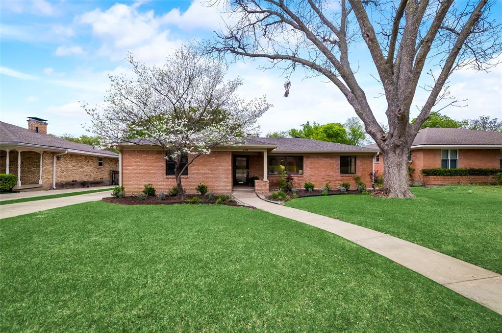 Sold Property | 6274 Saint Albans Drive Dallas, Texas 75214 0