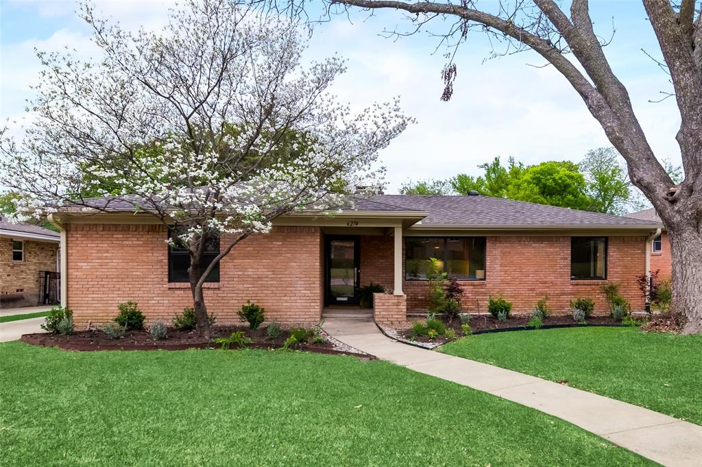 Sold Property | 6274 Saint Albans Drive Dallas, Texas 75214 1