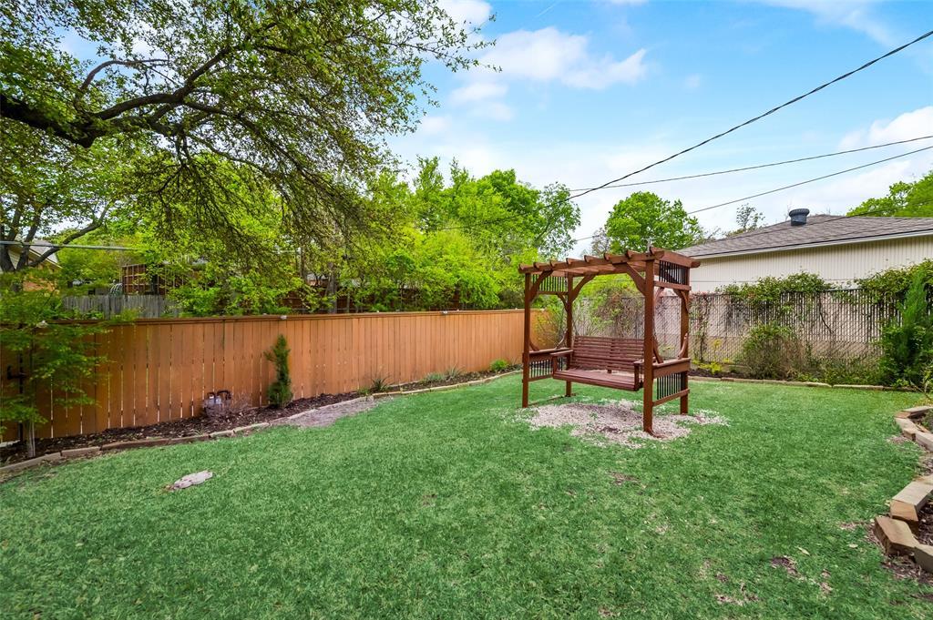 Sold Property | 6274 Saint Albans Drive Dallas, Texas 75214 24