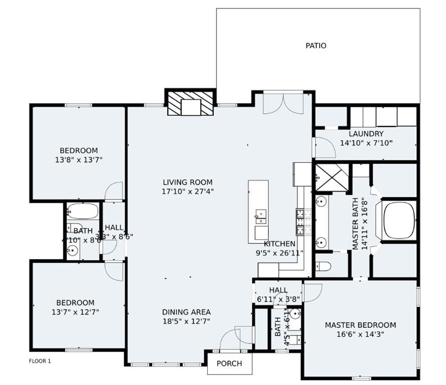 Sold Property   12534 Ravenview Road Dallas, Texas 75253 32