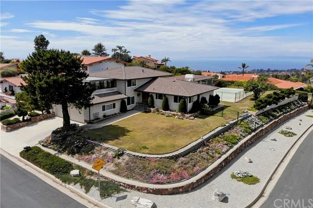 Active Under Contract | 6405 Le Blanc Place Rancho Palos Verdes, CA 90275 2