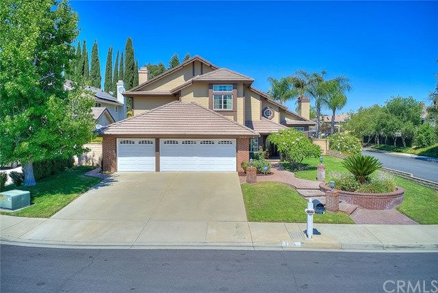Closed | 2358 Meadow Ridge Drive Chino Hills, CA 91709 2