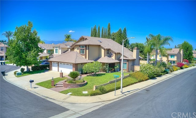 Closed | 2358 Meadow Ridge Drive Chino Hills, CA 91709 3