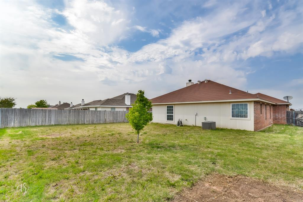 Sold Property | 349 Lollipop Trail Abilene, Texas 79602 28