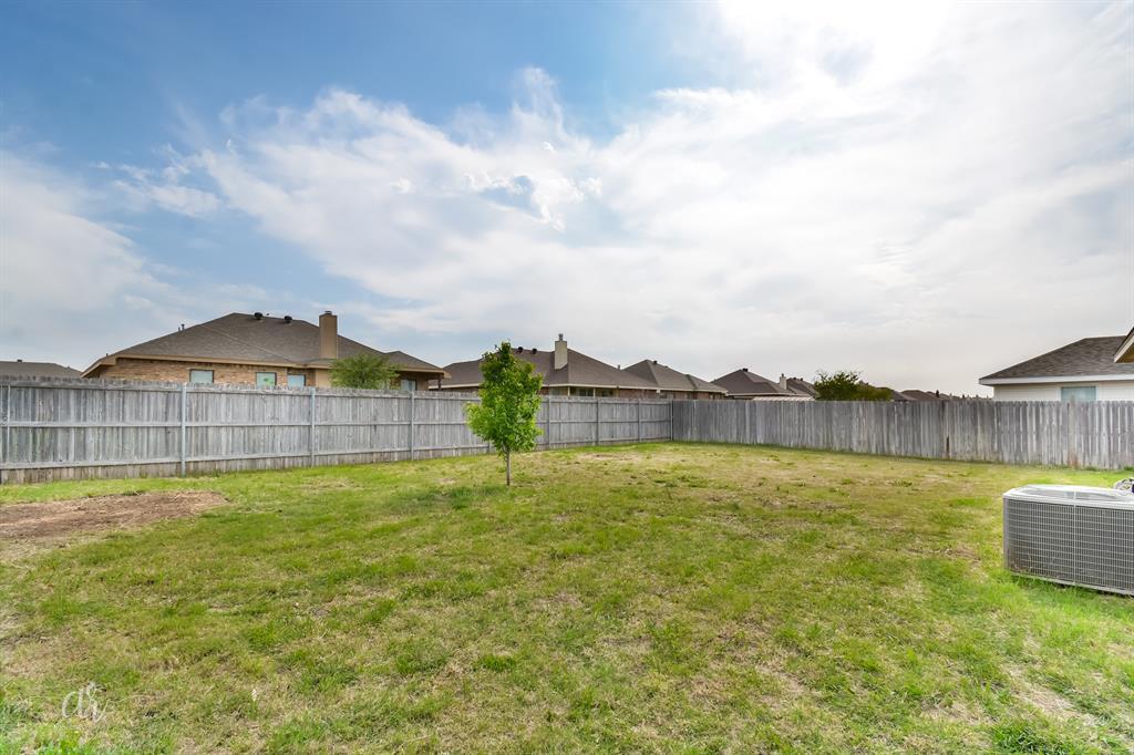 Sold Property | 349 Lollipop Trail Abilene, Texas 79602 29