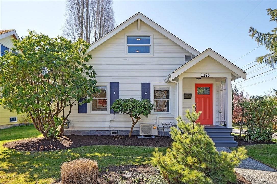 Pending | 1223 NW 83rd Street Seattle, WA 98117 0