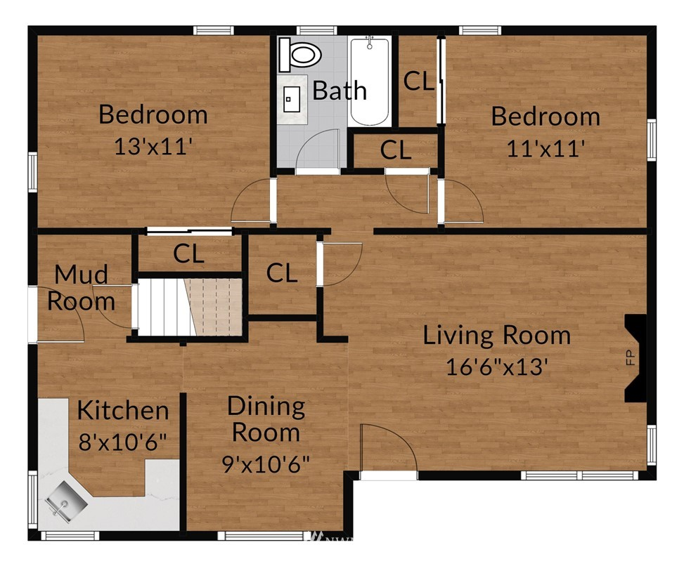 Sold Property | 302 NE 90th Street Seattle, WA 98115 32