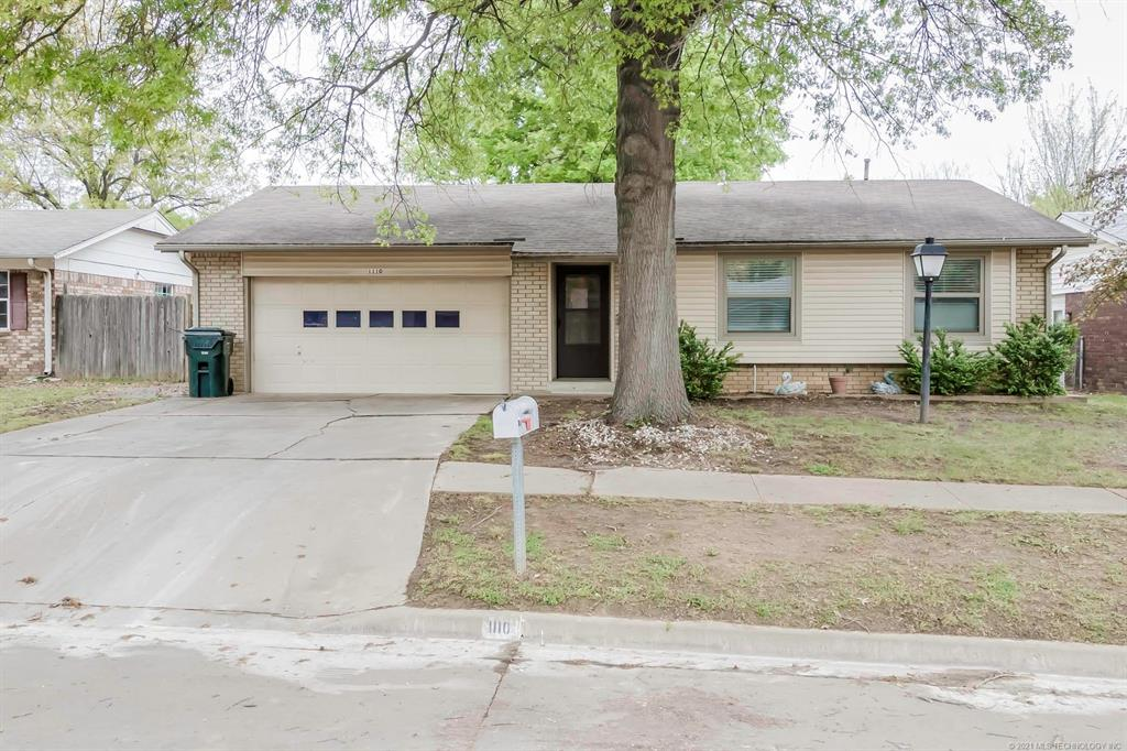 Off Market | 1110 W 16th Place Claremore, Oklahoma 74017 0