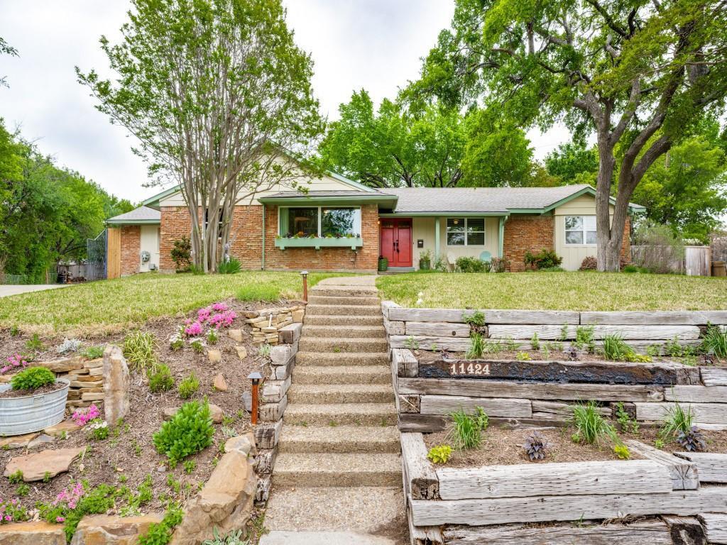 Sold Property | 11424 Cherry Ridge Court Dallas, Texas 75229 1