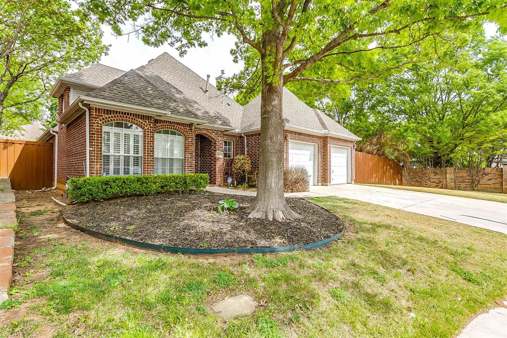 Active Option Contract | 3500 Dresage Court Flower Mound, Texas 75022 0