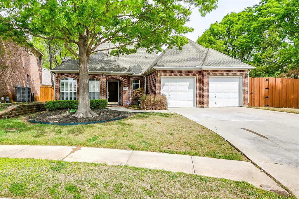Active Option Contract | 3500 Dresage Court Flower Mound, Texas 75022 2