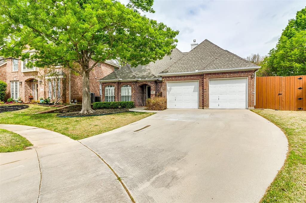 Active Option Contract | 3500 Dresage Court Flower Mound, Texas 75022 3