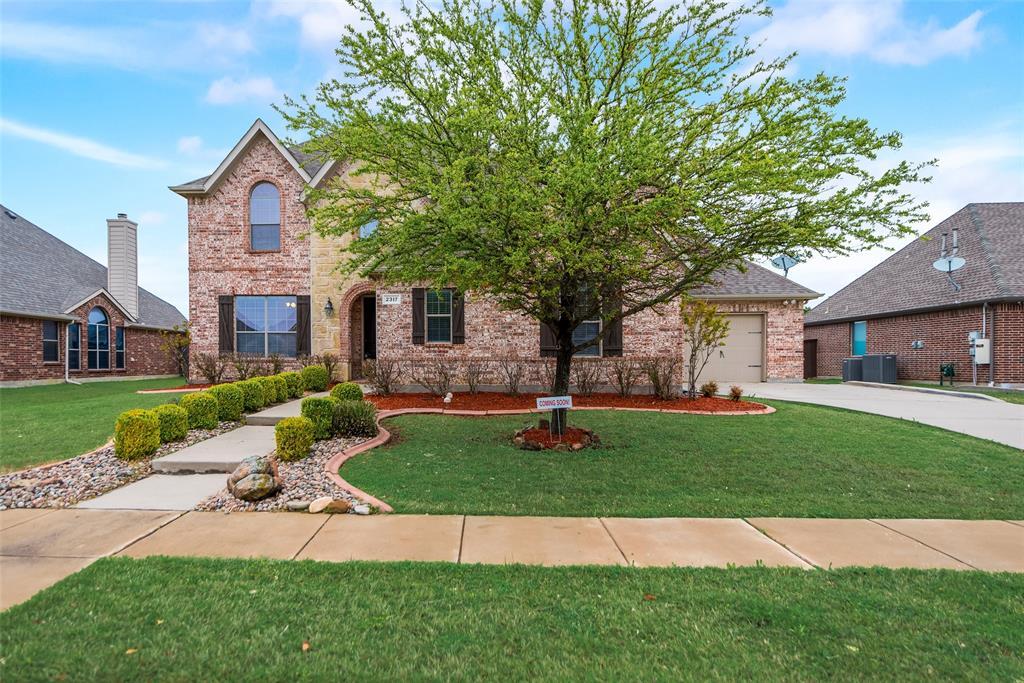 Sold Property | 2317 Emerald Lake Lane Little Elm, Texas 75068 2