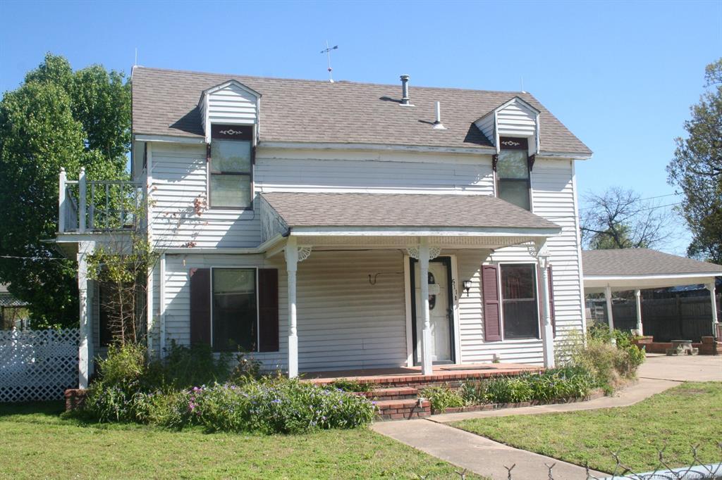 Active   511 Odle Street Salina, Oklahoma 74365 0