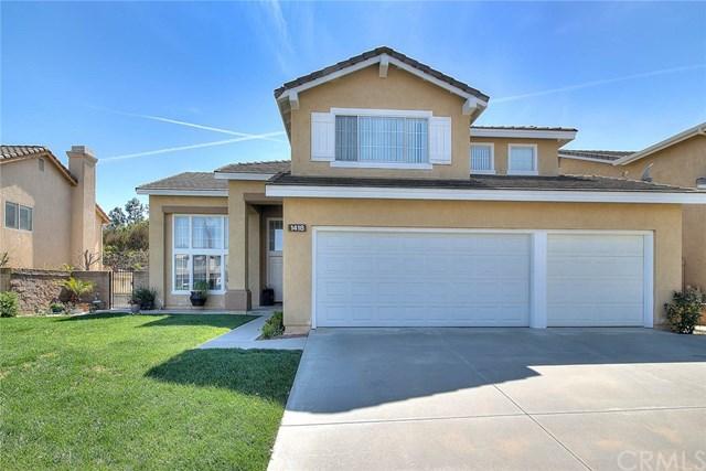 Closed | 1418 Rancho Hills Drive Chino Hills, CA 91709 0