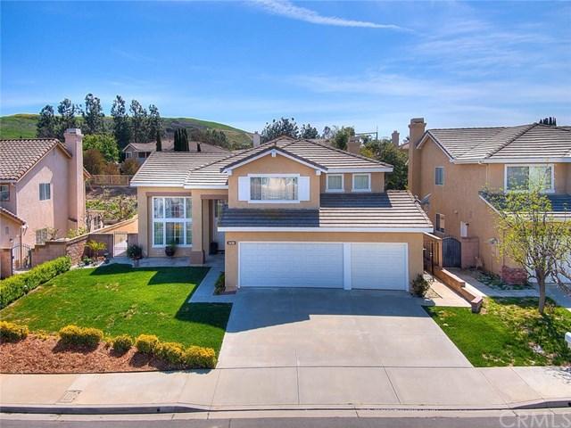 Closed | 1418 Rancho Hills Drive Chino Hills, CA 91709 1