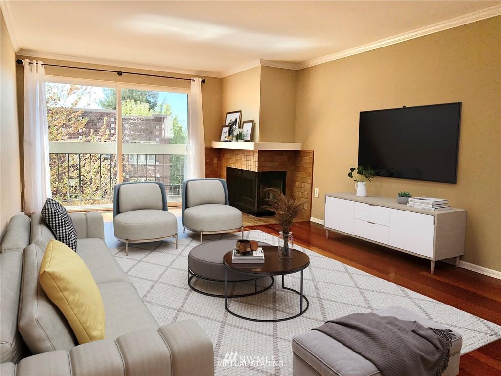 Sold Property   202 W Olympic Place #205 Seattle, WA 98119 9