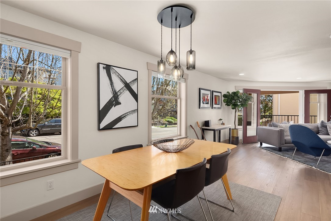 Sold Property | 4423 Phinney Avenue N #G Seattle, WA 98103 6