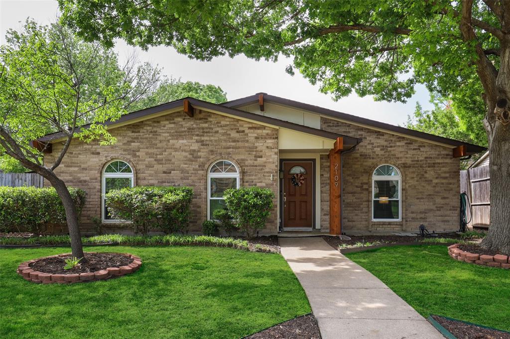 DFW Real Estate | 2109 Sandra Lane Grand Prairie, Texas 75052 2