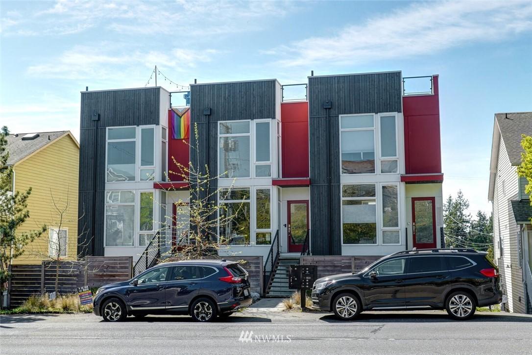 Sold Property | 11219 Greenwood Avenue N #A Seattle, WA 98133 0