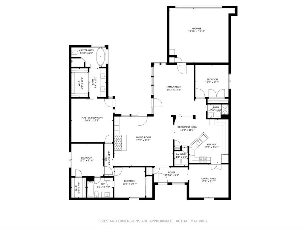 DFW Real Estate | 3824 Leathertop Drive Plano, Texas 75075 37