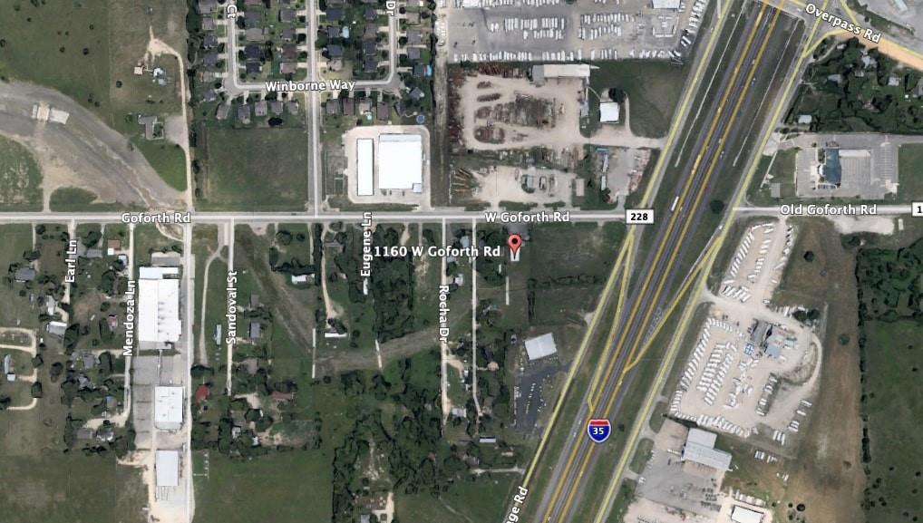 Active   1160 W Goforth Road Buda, TX 78610 0