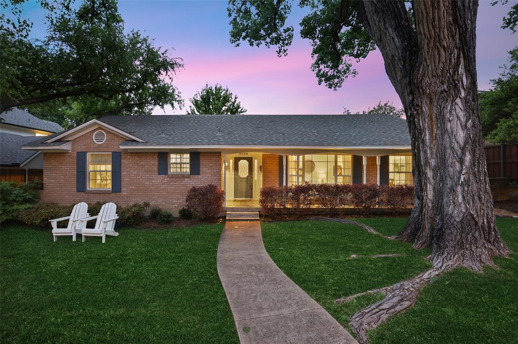 Sold Property | 9520 Forestridge Drive Dallas, Texas 75238 0