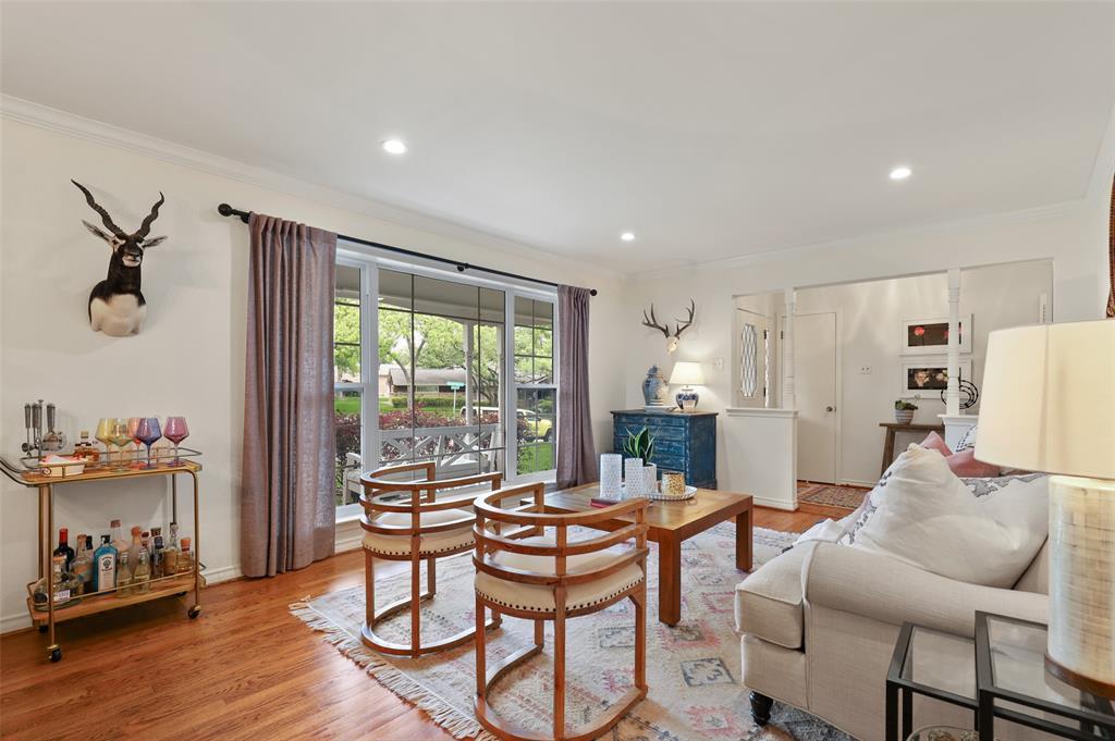Sold Property | 9520 Forestridge Drive Dallas, Texas 75238 9