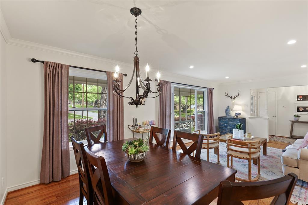 Sold Property | 9520 Forestridge Drive Dallas, Texas 75238 13