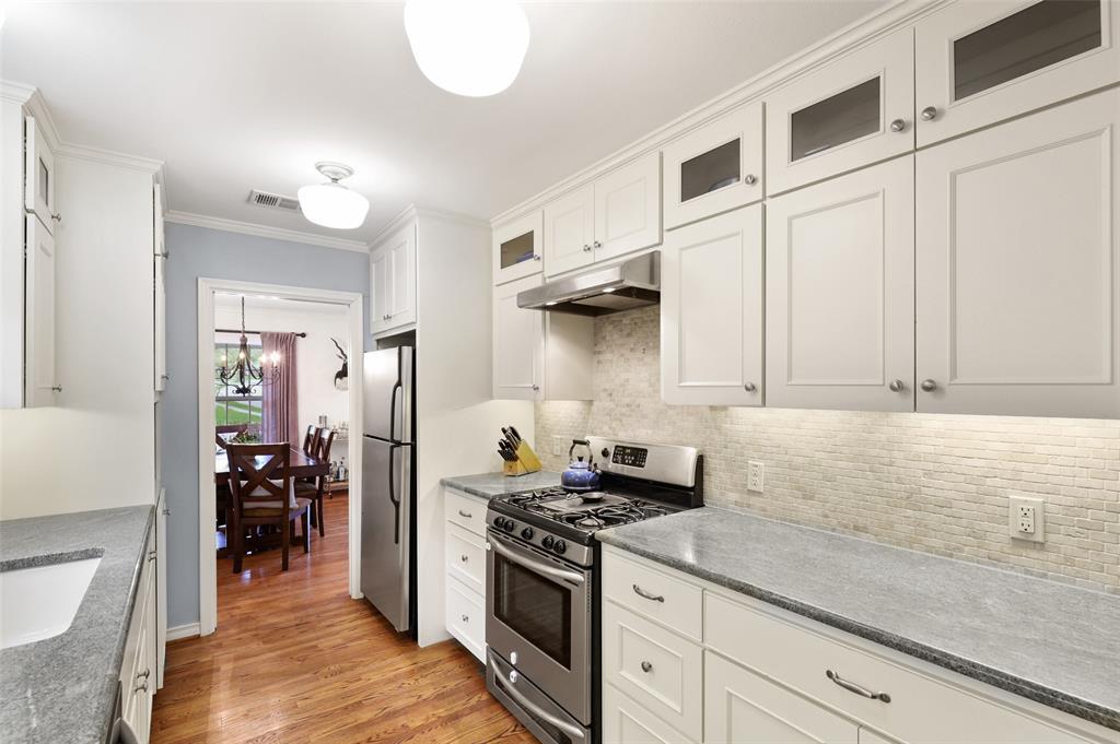 Sold Property | 9520 Forestridge Drive Dallas, Texas 75238 15