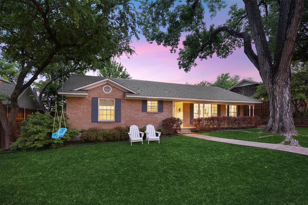 Sold Property | 9520 Forestridge Drive Dallas, Texas 75238 1