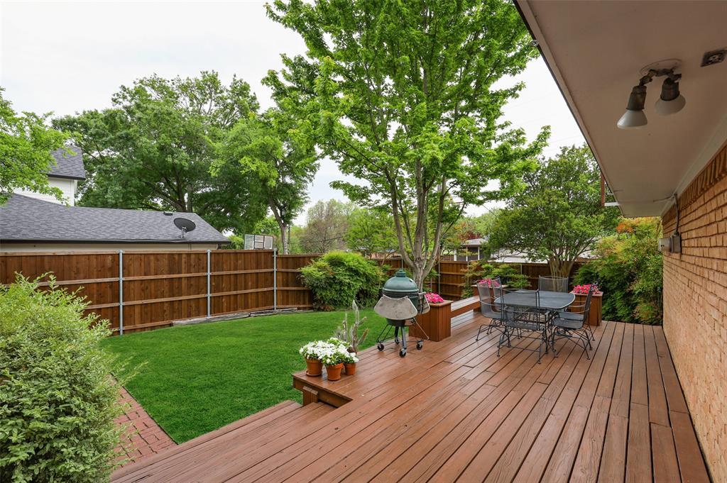 Sold Property | 9520 Forestridge Drive Dallas, Texas 75238 35