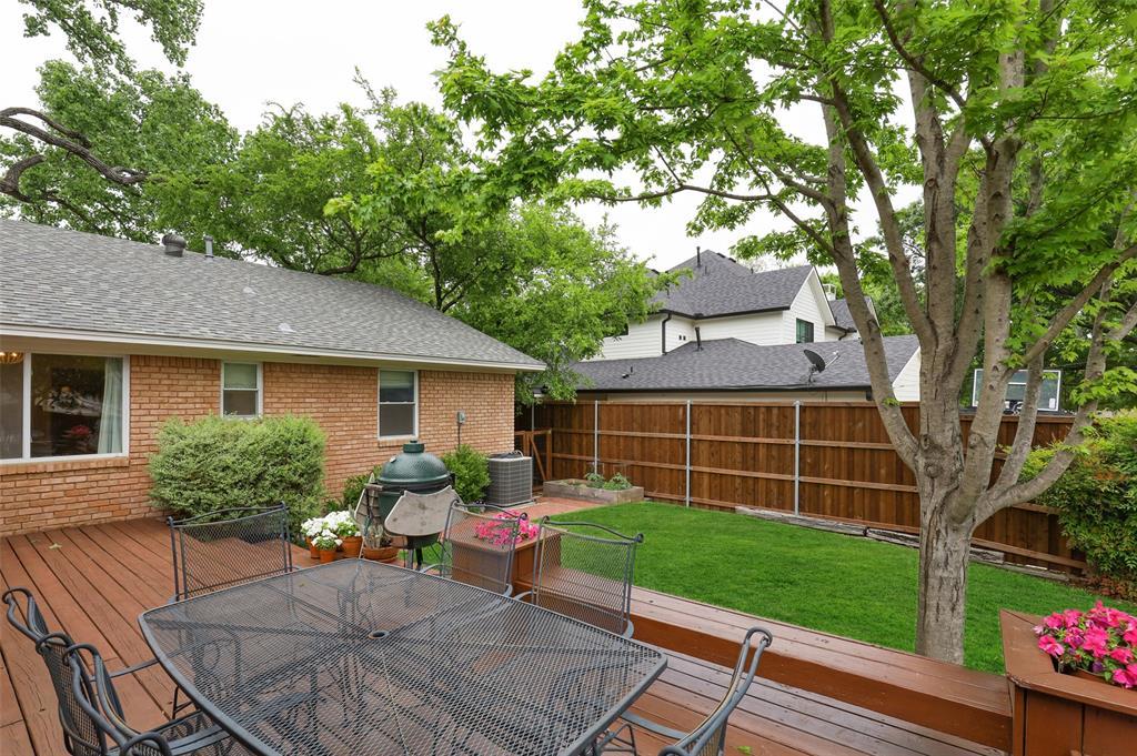 Sold Property | 9520 Forestridge Drive Dallas, Texas 75238 36