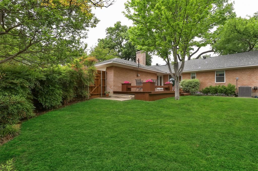 Sold Property | 9520 Forestridge Drive Dallas, Texas 75238 37
