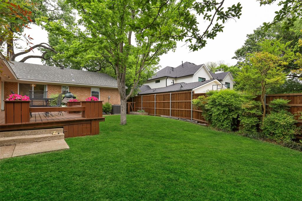 Sold Property | 9520 Forestridge Drive Dallas, Texas 75238 38