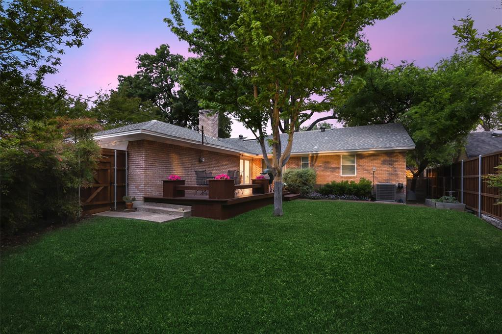 Sold Property | 9520 Forestridge Drive Dallas, Texas 75238 39