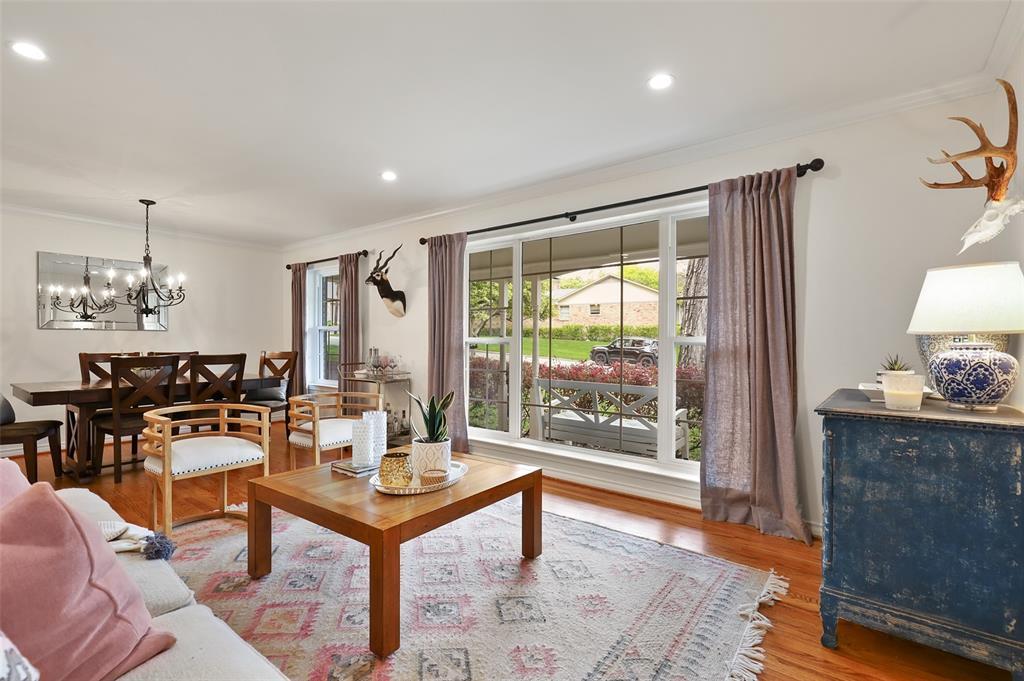 Sold Property | 9520 Forestridge Drive Dallas, Texas 75238 6