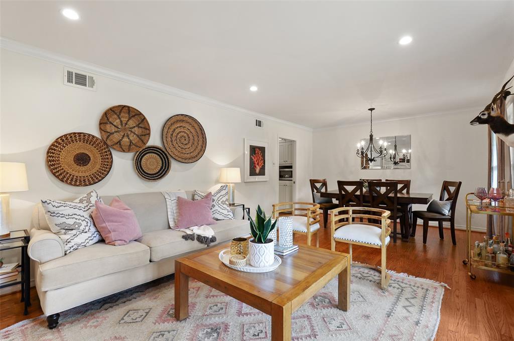Sold Property | 9520 Forestridge Drive Dallas, Texas 75238 7
