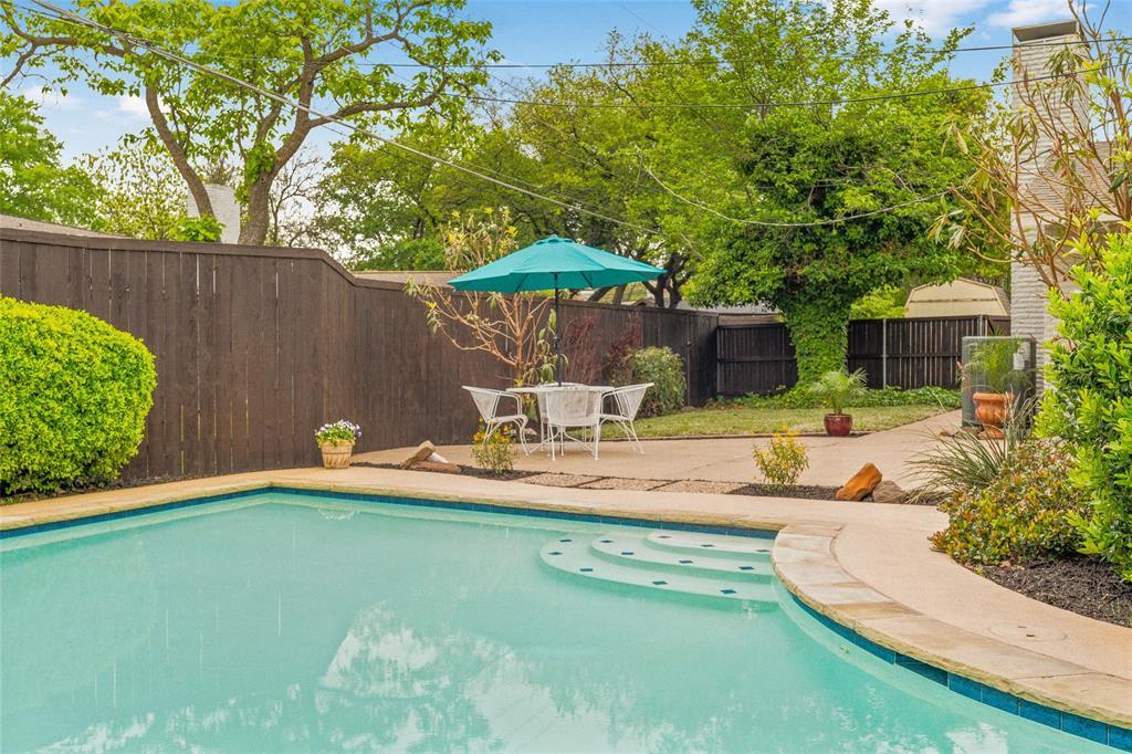 Sold Property | 3916 Cedar Bayou Drive Dallas, Texas 75244 0