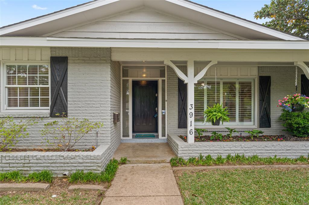 Sold Property | 3916 Cedar Bayou Drive Dallas, Texas 75244 1