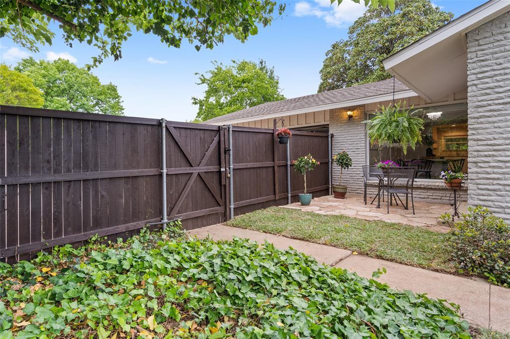 Sold Property | 3916 Cedar Bayou Drive Dallas, Texas 75244 21