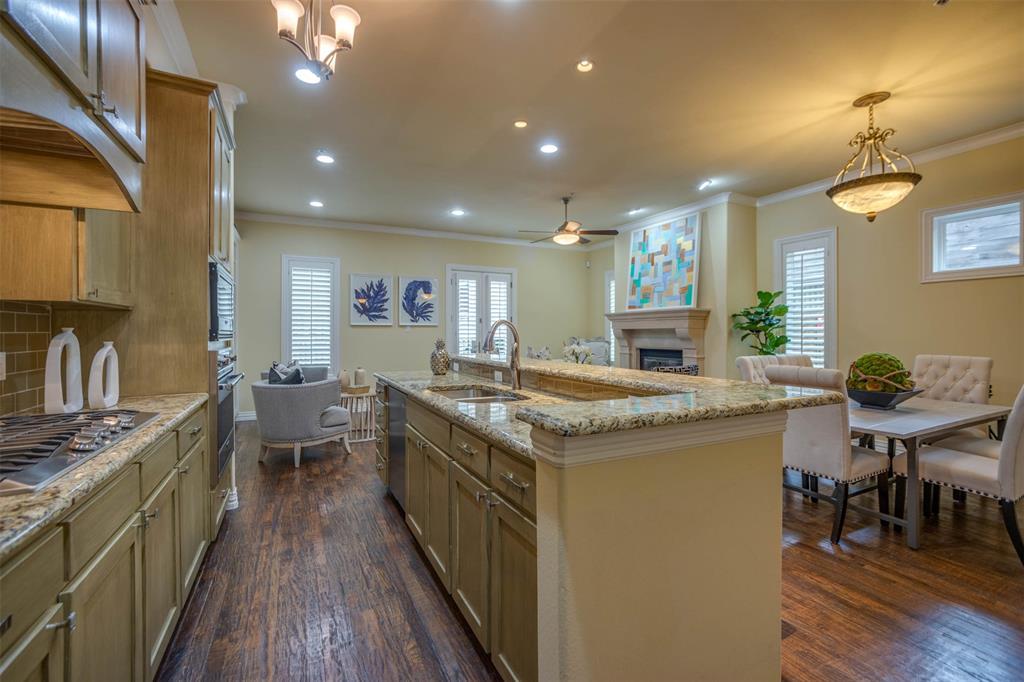 Active Option Contract | 2811 Hood Street #B Dallas, Texas 75219 9