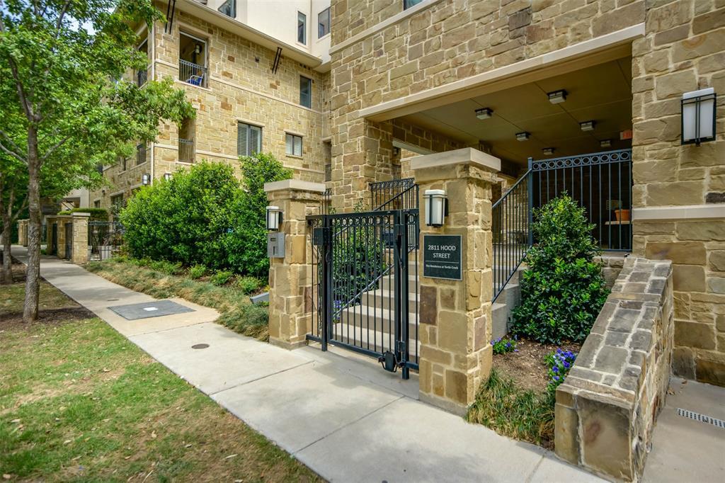 Active Option Contract | 2811 Hood Street #B Dallas, Texas 75219 1