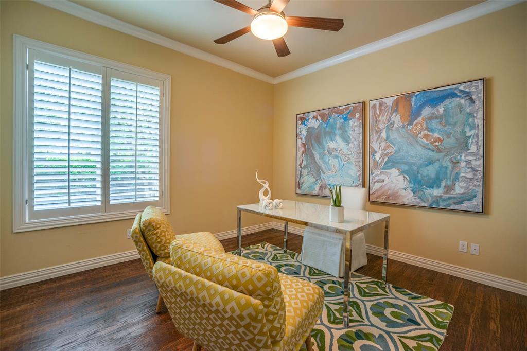 Active Option Contract | 2811 Hood Street #B Dallas, Texas 75219 21