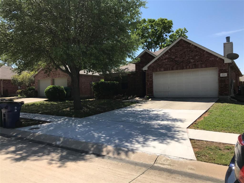 Active Option Contract | 3321 Truman Street McKinney, Texas 75071 1