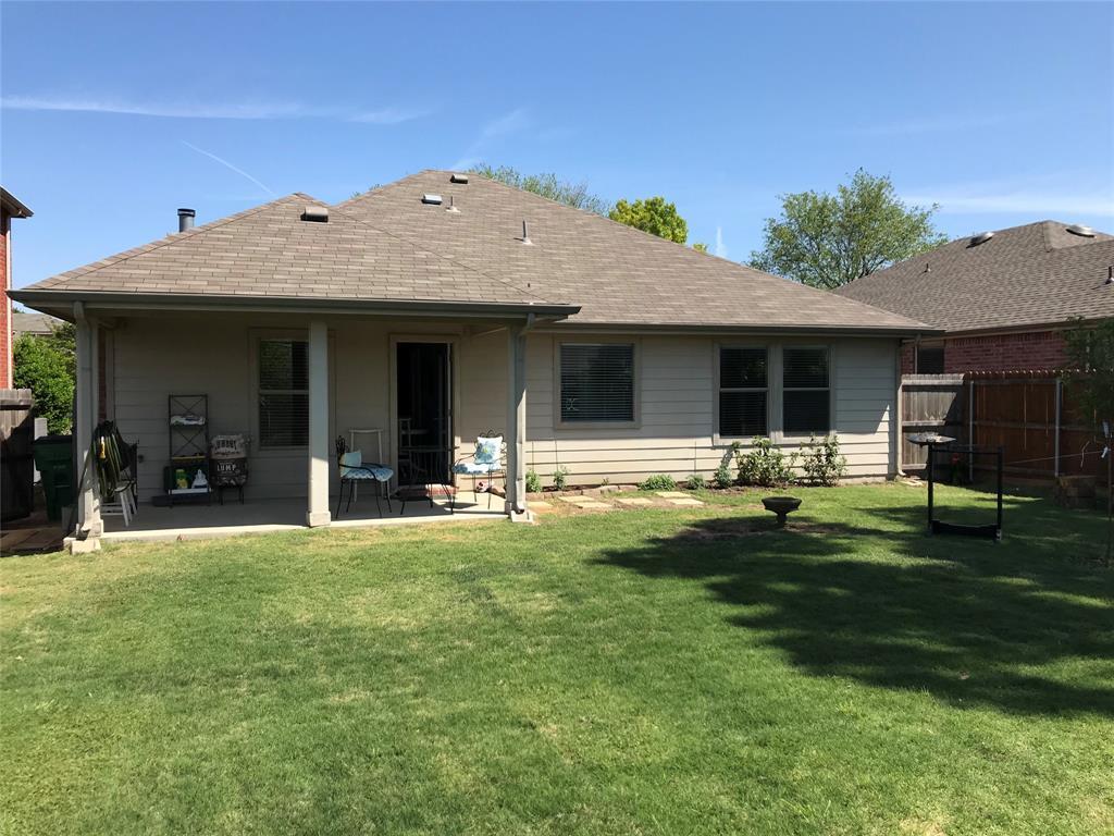Active Option Contract | 3321 Truman Street McKinney, Texas 75071 23