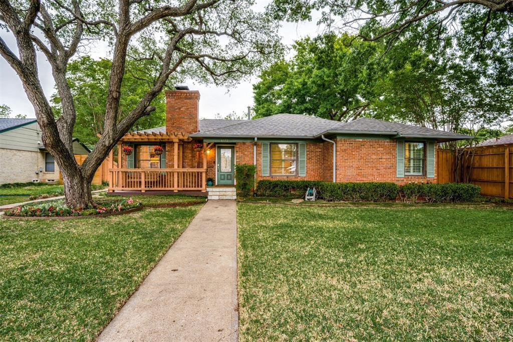 Sold Property | 4173 Beechwood Lane Dallas, Texas 75220 0